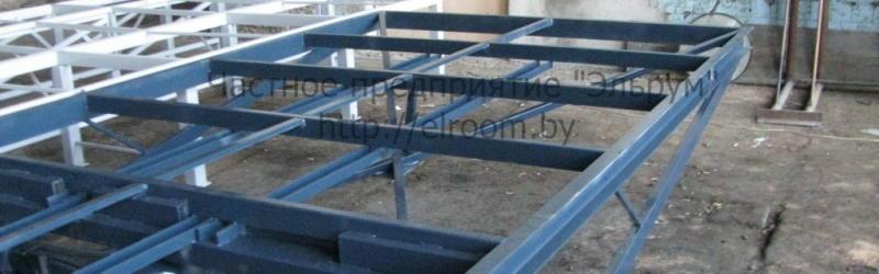 Заливочно-подъемные столы