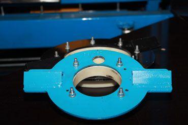 Оснастка для производства ПИ-труб в ППУ